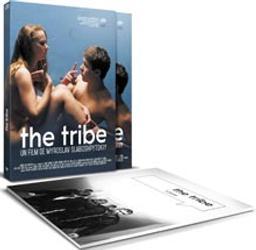 The tribe / Myroslav Slaboshpytskiy, réal., scénario | Slaboshpytskiy , Myroslav . Metteur en scène ou réalisateur. Scénariste