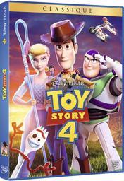Toy story 4 / Josh Cooley, réal.   Cooley, Josh. Metteur en scène ou réalisateur. Antécédent bibliographique