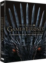 Game of Thrones, l'intégrale de la huitième saison = Le Trône de fer / David Benioff, D.B. Weiss, David Nutter, Miguel Sapochnik, réal. | Benioff, David. Metteur en scène ou réalisateur