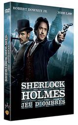 Sherlock Holmes : Jeu d'ombres / Guy Ritchie, réal. | Ritchie, Guy. Metteur en scène ou réalisateur
