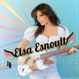 4 / Elsa Esnoult, aut., comp., chant | Esnoult, Elsa. Parolier. Compositeur. Chanteur