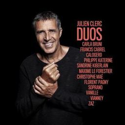 Duos / Julien Clerc, chant | Clerc, Julien. Chanteur