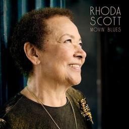 Movin' blues / Rhoda Scott, orgue | Scott, Rhoda. Orgue Hammond
