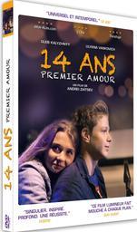 14 ans, premier amour / Andrey Zaytsev, réal., scénario | Zaytsev, Andrey. Metteur en scène ou réalisateur. Scénariste