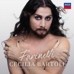 Farinelli / Cecilia Bartoli, MS | Bartoli, Cecilia. Mezzo-soprano