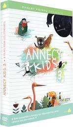 Annecy kids 3 : 8 films pour les z'enfants / Filip Diviak, Eugène Boitsov, Ignas Meilunas... [et al.], réal. | Diviak, Filip . Metteur en scène ou réalisateur