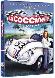 La coccinelle revient / Angela Robinson, réal. | Robinson, Angela . Metteur en scène ou réalisateur