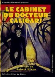 Le cabinet du Docteur Caligari / Robert Wiene, réal. | Wiene, Robert. Metteur en scène ou réalisateur