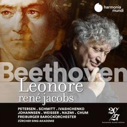 Leonore / Ludwig van Beethoven, comp. | Beethoven, Ludwig van. Compositeur
