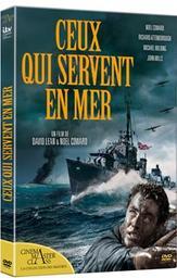 Ceux qui servent en mer / David Lean, réal. | Lean, David. Metteur en scène ou réalisateur