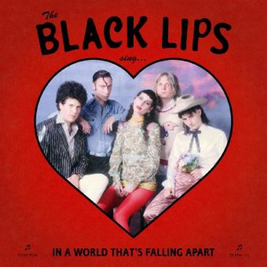 In a world that's falling apart / Black Lips, ens. instr. et voc.  