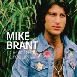 La voix de l'amour / Mike Brant, chant   Brant, Mike. Chanteur