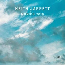 Münich 2016 / Keith Jarrett, comp., p.   Jarrett, Keith. Compositeur. Piano
