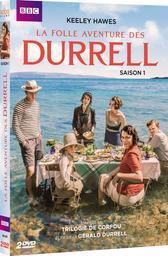 La folle aventure des Durrell, saison 1 / Steve Barron, Roger Goldby, réal.   Barron, Steve. Metteur en scène ou réalisateur