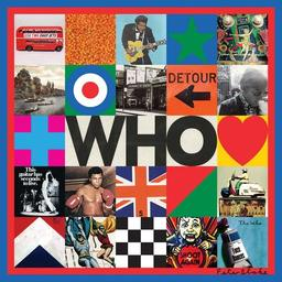 Who / The Who, groupe instr. et voc.   Who. Musicien