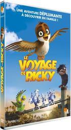 Le voyage de Ricky / Toby Genkel, réal. | Genkel, Toby. Metteur en scène ou réalisateur