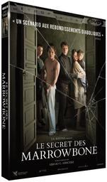 Le secret des Marrowbone / Sergio G. Sanchez, réal., scénario | Sanchez, Sergio G.. Metteur en scène ou réalisateur. Scénariste