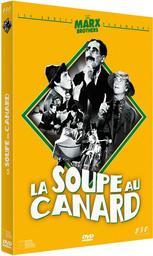 La soupe au canard / Leo McCarey, réal. | McCarey, Leo. Metteur en scène ou réalisateur