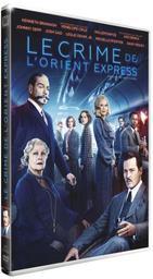 Le crime de l'orient express / Kenneth Branagh, réal.   Branagh, Kenneth. Metteur en scène ou réalisateur