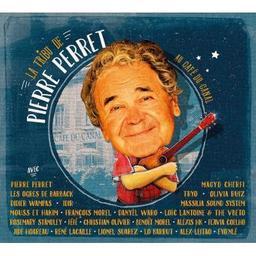 Au café du canal / Pierre Perret, chant | Perret, Pierre. Chanteur
