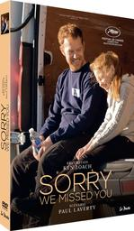 Sorry we missed you / Ken Loach, réal. | Loach, Ken. Metteur en scène ou réalisateur