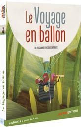 Le voyage en ballon / Anna Bengtsson, Marjolaine Perreten, Anton Dyakov, Tatiana Musalyamova   Bengtsson, Anna. Metteur en scène ou réalisateur