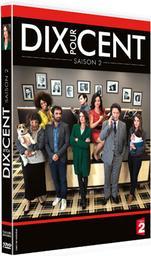 Dix pour cent, saison 2 / Laurent Tirard, Antoine Garceau, Jeanne Herry, réal. | Tirard, Laurent. Metteur en scène ou réalisateur
