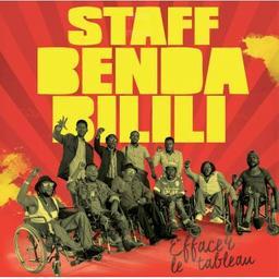 Effacer le tableau / Staff Benda Bilili, ens. instr. et voc. | Staff Benda Bilili. Musicien