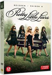 Pretty little liars, saison 6 / Chad Lowe, Norman Buckley, Arlene Sanford, réal.   Lowe, Chad. Metteur en scène ou réalisateur