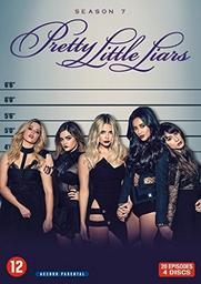 Pretty little liars, saison 7 / Ron Lagomarsino, Tawnia McKiernan, Zetna Fuentes, réal.   Lagomarsino, Ron. Metteur en scène ou réalisateur