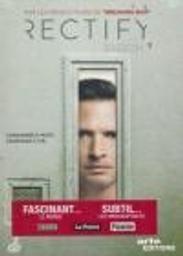 Rectify, saison 1 / Ray McKinnon, réal. | McKinnon, Ray. Metteur en scène ou réalisateur