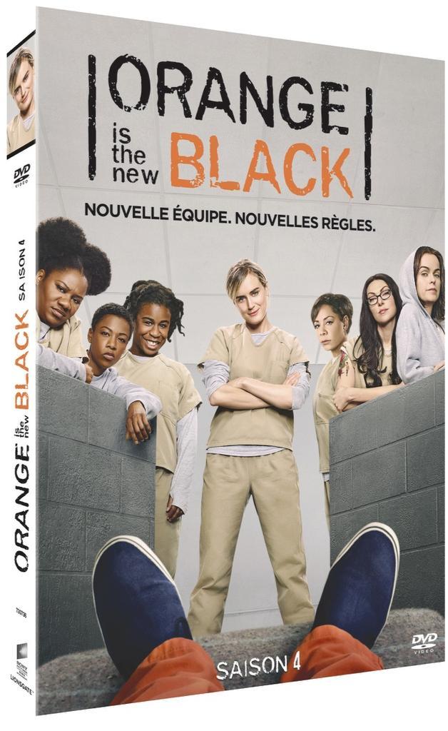 Orange is the new black, saison 4 / Andrew McCarthy, Constantin Makris, Erin Feeley, réal. |