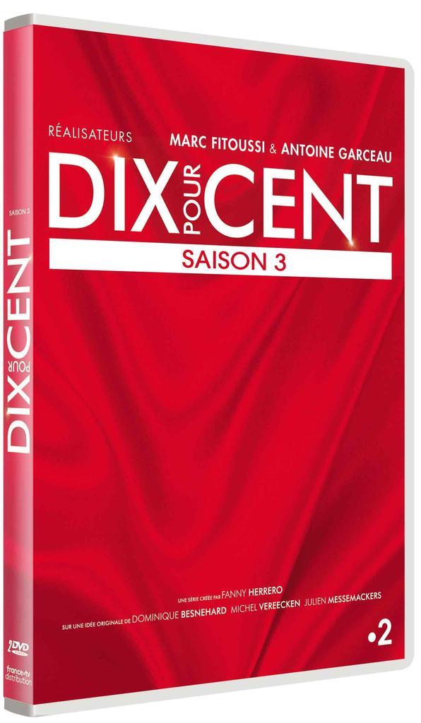 Dix pour cent, saison 3 / Marc Fitoussi, Antoine Garceau, réal. |