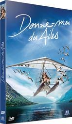 Donne-moi des ailes / Nicolas Vanier, réal. | Vanier, Nicolas. Metteur en scène ou réalisateur