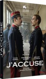 J'accuse / Roman Polanski, réal., scénario | Polanski, Roman. Metteur en scène ou réalisateur. Scénariste