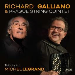 Tribute to Michel Legrand / Richard Galliano, accordéon | Galliano, Richard. Accordéon