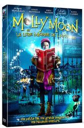 Molly Moon et le livre magique de l'hypnose / Christopher N. Rowley, réal. | Rowley, Christopher N.. Metteur en scène ou réalisateur