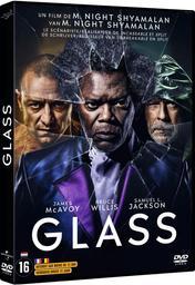 Glass / Manoj Night Shyamalan, réal., aut. adapté, scénario | Shyamalan, Manoj Night. Metteur en scène ou réalisateur. Antécédent bibliographique. Scénariste