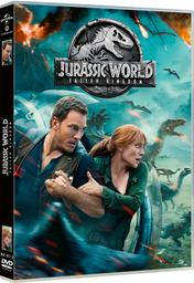 Jurassic world : Fallen kingdom / Juan Antonio Bayona, réal. | Bayona, Juan Antonio (1975-....). Metteur en scène ou réalisateur