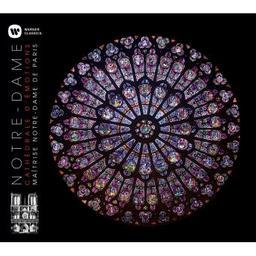 Notre-Dame : cathédrale d'émotions / Maîtrise Notre-Dame de Paris, Ensemble vocal de Notre-Dame de Paris, ens. voc. | Chalet, Henri. Chef de choeur