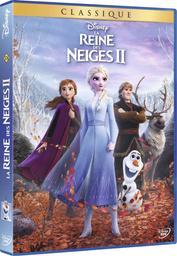 La reine des neiges 2 / Chris Buck, réal. | Buck, Chris. Metteur en scène ou réalisateur