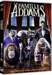 La famille Addams / Conrad Vernon, Greg Tiernan, réal.   Vernon, Conrad. Metteur en scène ou réalisateur