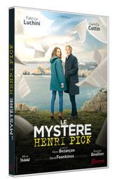 Le mystère Henri Pick / Rémi Besançon, réal., scénario | Besançon, Rémi. Metteur en scène ou réalisateur. Scénariste