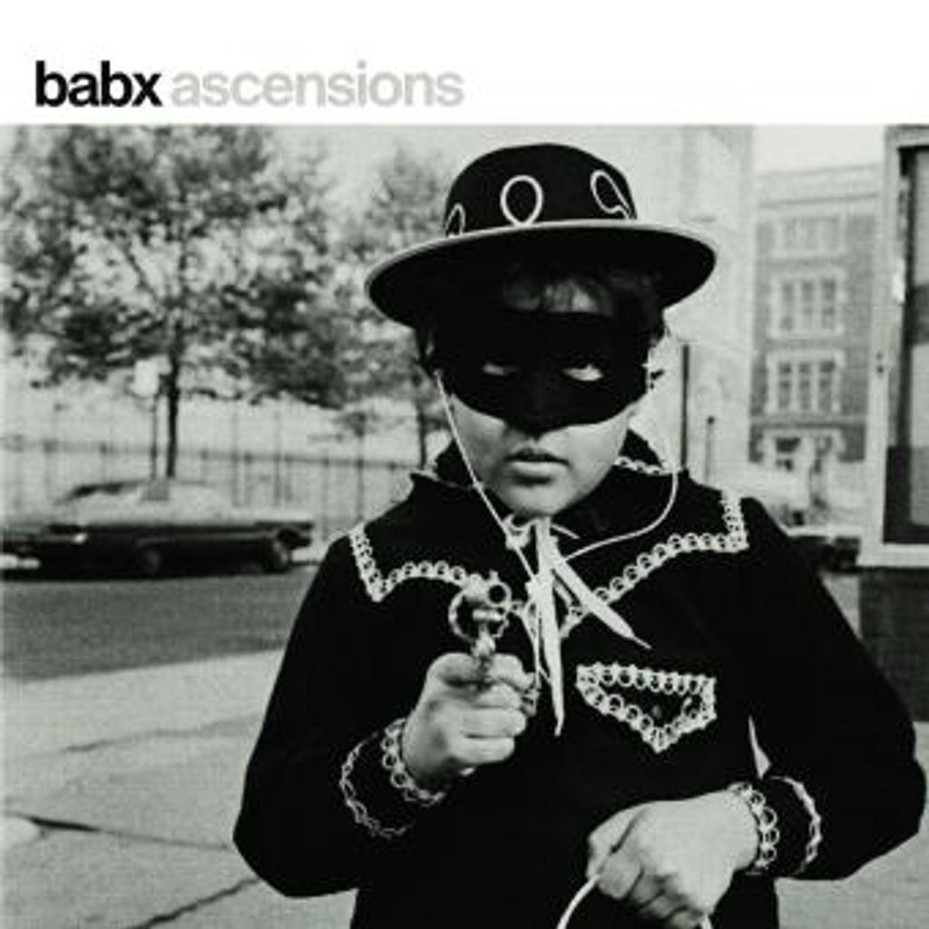 Ascensions / Babx, aut., comp., chant, p., saxo. t |