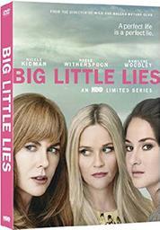 Big little lies / Jean-Marc Vallée, réal. | Vallée, Jean-Marc. Metteur en scène ou réalisateur