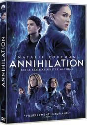Annihilation / Alex Garland, réal., scénario   Garland, Alex. Metteur en scène ou réalisateur. Scénariste