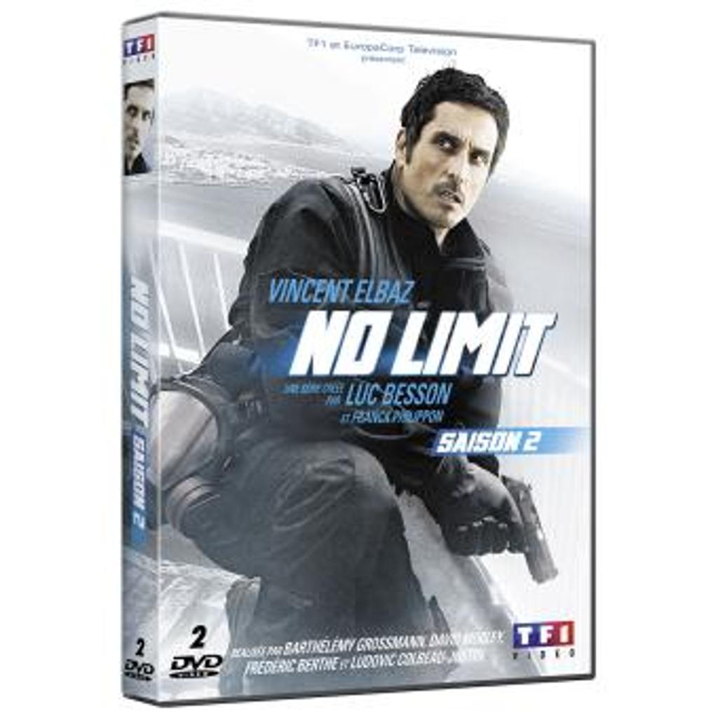 No limit, saison 2 / Barthélémy Grossmann, David Morley, Frédéric Berthe, Ludovic Colbeau-Justin, réal. |
