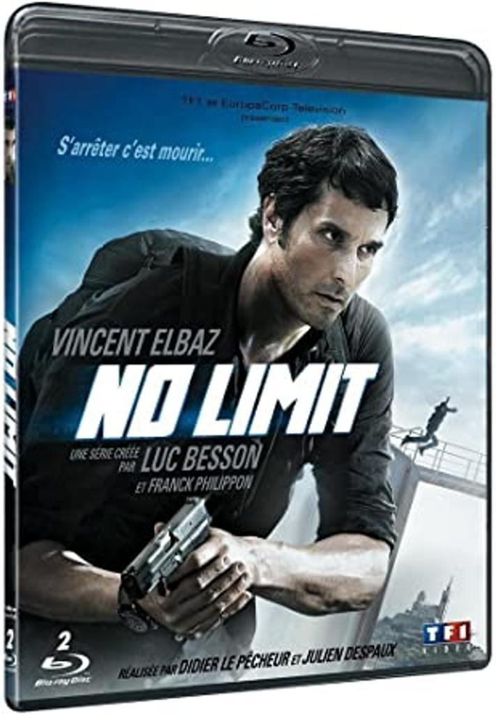 No limit, saison 1 / Didier Le Pêcheur, Julien Despaux, réal. |