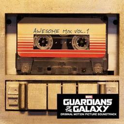 "Bande originale du film ""Guardians of the galaxy, vol. 1"" : Awesome mix vol.1 = Bande originale du film ""Les gardiens de la galaxie, vol. 1""   Jordan, Dave. Compilateur"