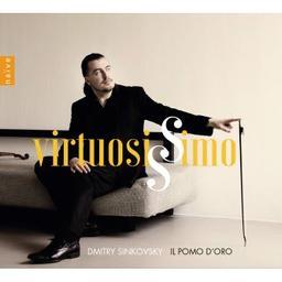 Virtuosissimo / Dmitry Sinkovsky, vl., dir. d'orch. | Sinkovsky, Dmitry. Violon. Chef d'orchestre